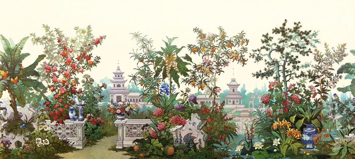 Zuber jardin-japonais-fond-blanc